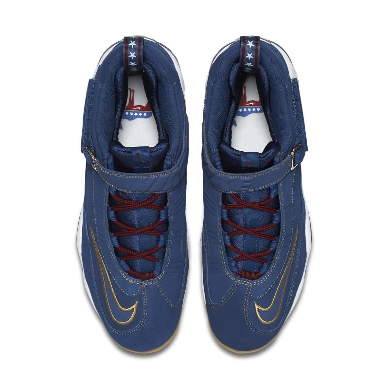 46356827d3 Nike Air Max Griffey 1 Prez QS Release Date: June 28, 2016. Colorway:  Midnight Navy/Team Red-Gum Light Brown Style Code: 853014-400. Price: $160
