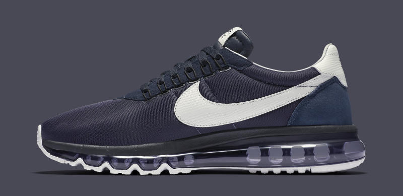 sneakers for cheap dbd36 9ec18 Nike Air Max LD-Zero Hiroshi Fujiwara Release Date  03 19 16. Color   Obsidian White Style    848624-410. Price   210