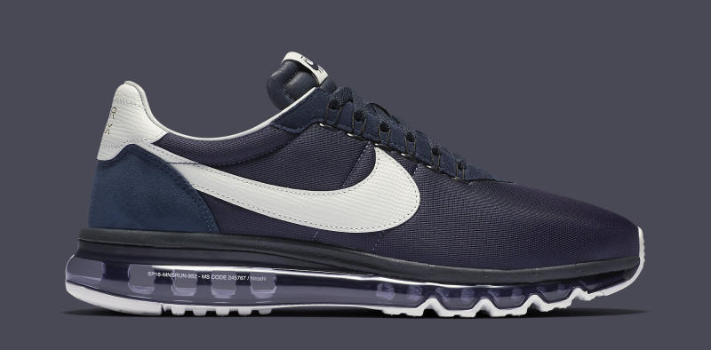 sneakers for cheap 2601a 54b67 Nike Air Max LD-Zero Hiroshi Fujiwara Release Date  03 19 16. Color   Obsidian White Style    848624-410. Price   210