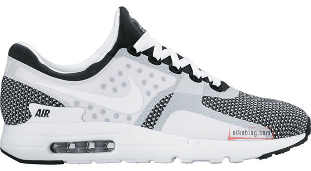 nike air max essential zero white guilt