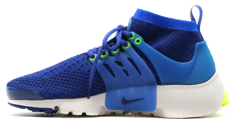 quality design 79ae1 31b7e Color  Deep Royal Blue Racer Blue-Volt-Summit White Style    835738-401. Nike  Women s Air Presto Flyknit Ultra