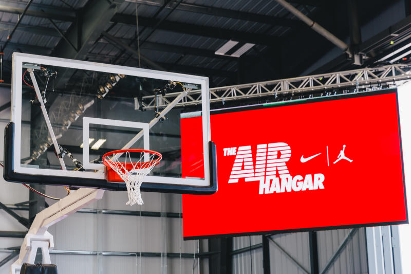 Nike Basketball x Jordan The Hangar Los Angeles (6)