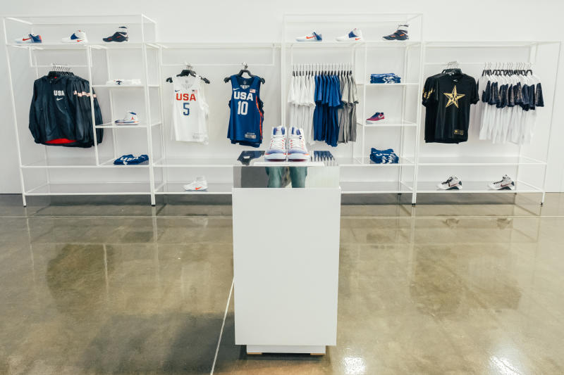 Nike Basketball x Jordan The Hangar Los Angeles (8)