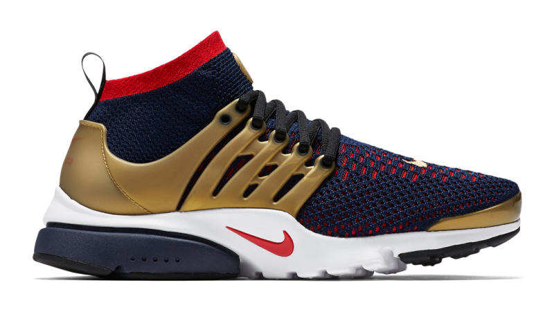 timeless design f88d0 ab138 ... Shoes 859524-001 nike presto red black usa ...
