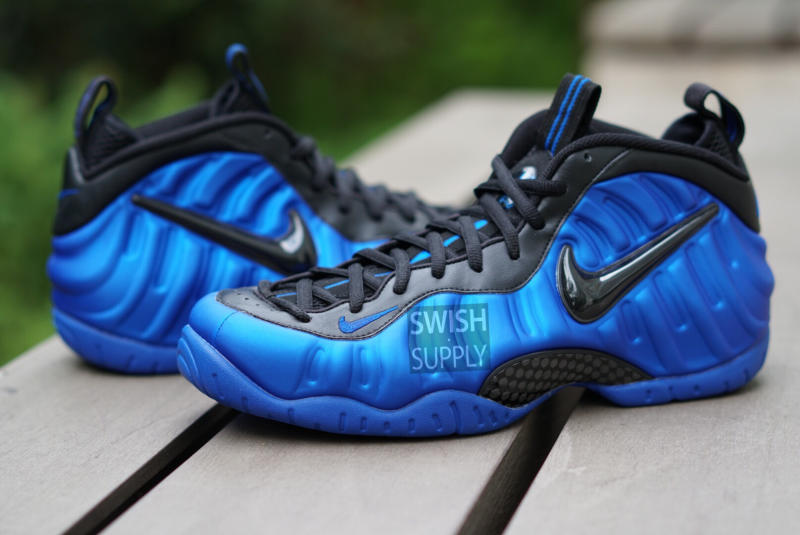 huge discount e9f76 83d42 Nike Air Foamposite Pro Royal Ben Gordon 624041-403 (3)