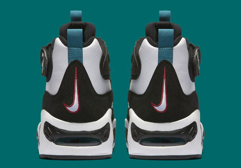 on sale baa90 daef6 Nike Air Griffey Max 1. Color  White Black-Freshwater-Varsity Red Style     354912-105. Price   150