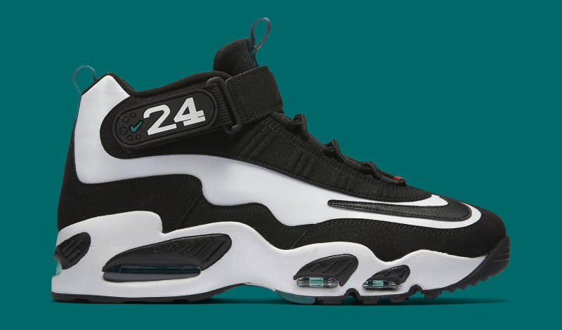 7df4044e7c Nike Griffey 1 White Black Freshwater | Sole Collector