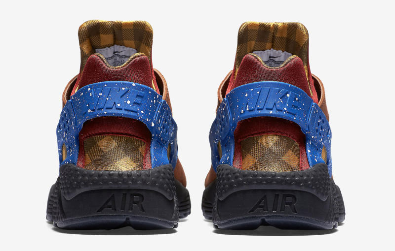 c6a4a6fb143e Nike Made These for You to Go Camping In. Premium pairs of Air Max 90s and  Huaraches.
