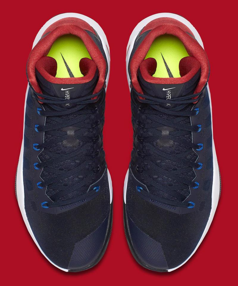 info for 86f99 8a566 Team USA Players Will Wear These Hyperdunks
