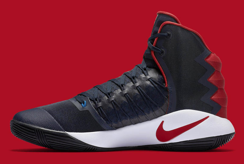 info for 7ffea f259f Team USA Players Will Wear These Hyperdunks