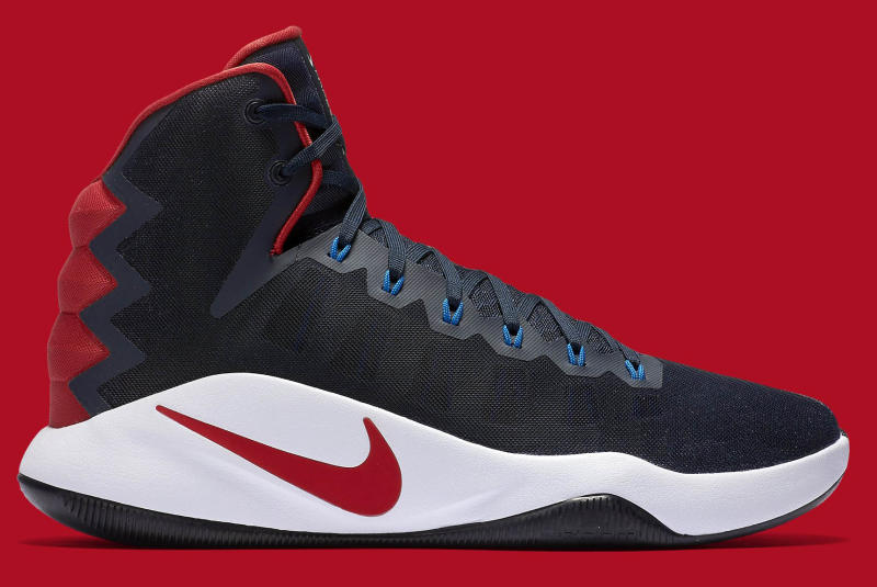 info for 3658d 38803 Team USA Players Will Wear These Hyperdunks