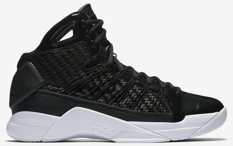 Nike Hyperdunk Lux Black (2)