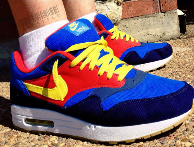 NIKEiD Air Max 1