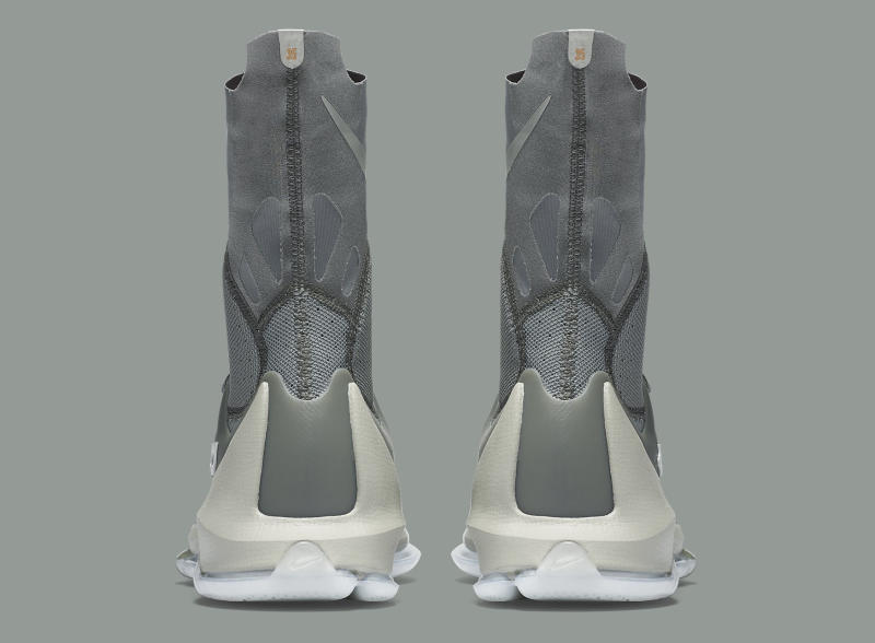 992b23d502b3ca Nike KD 8 Elite Wolf Grey Snakeskin