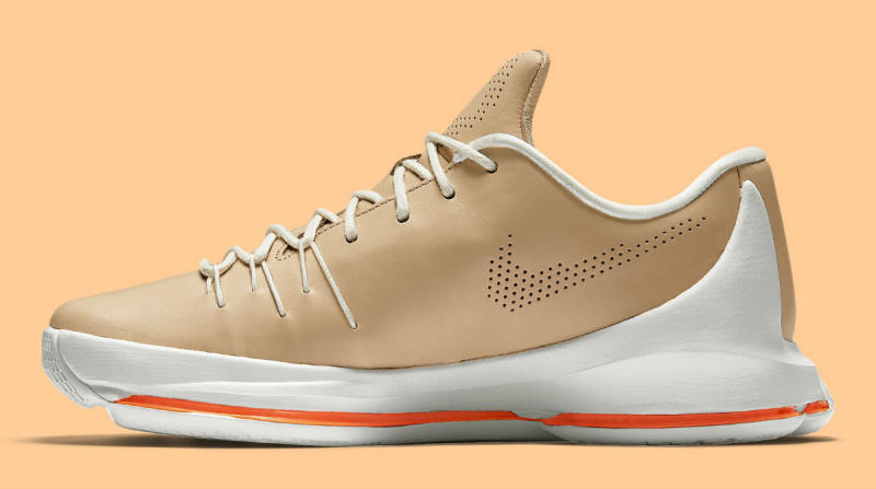 huge discount 9589a b6deb Nike KD 8 EXT Vachetta Tan 806393-200 (3)