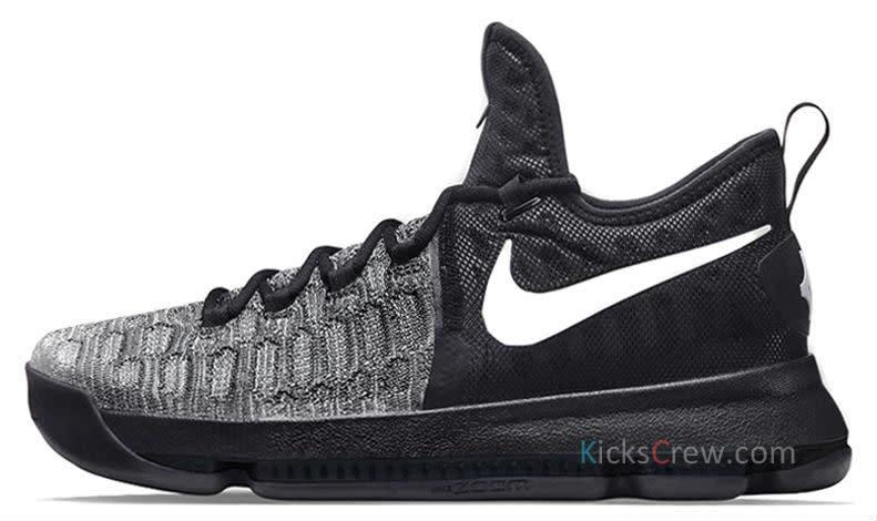 best loved 79097 d298a Nike KD 9 Black White Release Date 843392-010 (1)