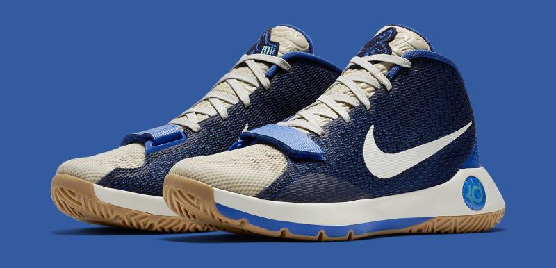 9b73423613a Nike KD Trey 5 3. Color  Midnight Navy Rattan-Hyper Cobalt Style     812570-442