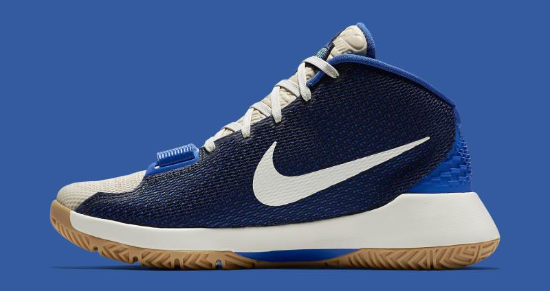 de801564bd7 Nike KD Trey 5 3. Color  Midnight Navy Rattan-Hyper Cobalt Style     812570-442
