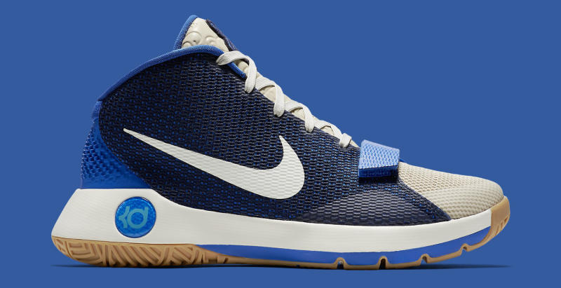 purchase cheap 921bf 60775 Nike Gives Kevin Durant Thumbs-Up on New Shoe. A special edition of the Trey  5 III.