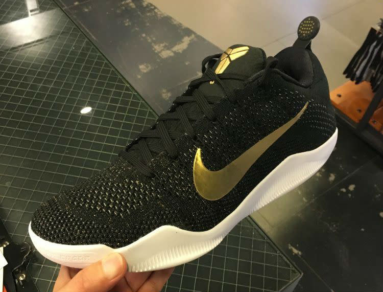 wholesale dealer 52059 90594 Nike Kobe 11 Elite GCR Great Career Recall 885869-070 (2)