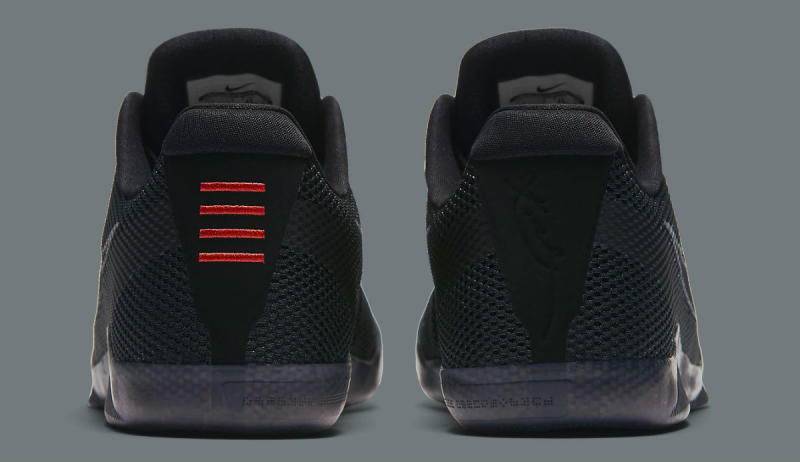 ... Nike Kobe 11 EM Low BlackCool Grey 836183-001 (6) SHOP KOBE 11 ELITE.