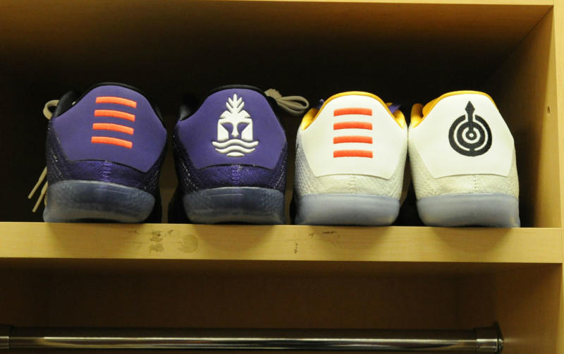 Nike Kobe 11 Player Exclusives (2)