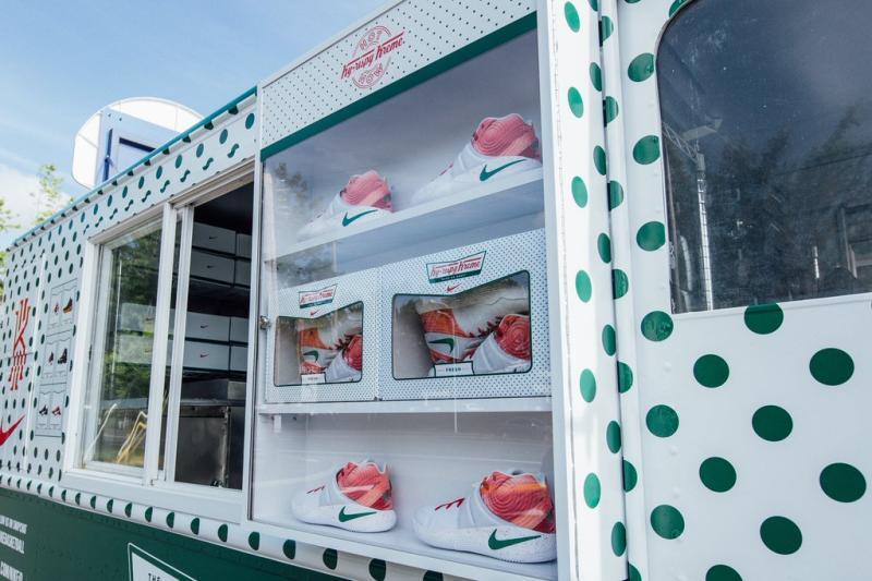 Kyrie Irving Krispy Kreme Shoes Price