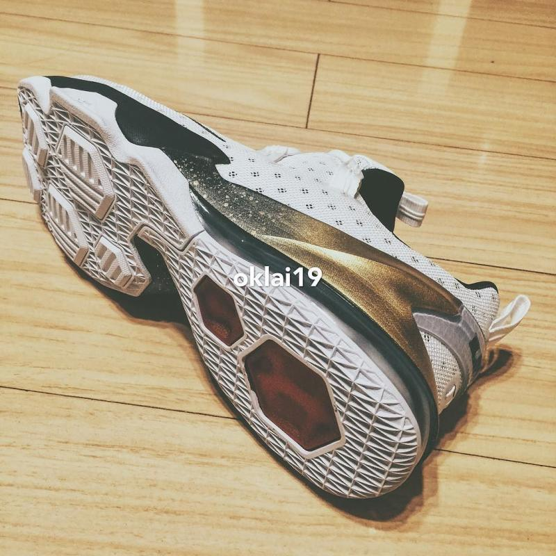 separation shoes 1587f d9bf0 Nike LeBron 13 Low Olympic USA Release Date (2)