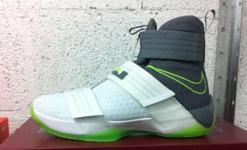 on sale 5324a 98c7f Images via CesarVA8 on NikeTalk. Tags. ○ Nike LeBron  ○ Nike LeBron Soldier  10. Popular in the Community