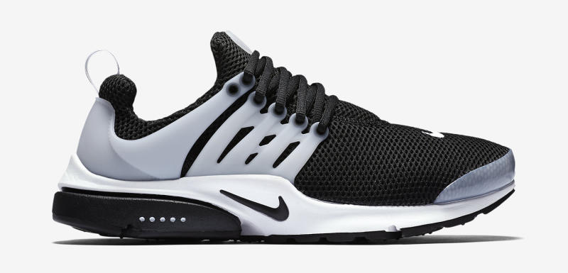 factory price vast selection good out x Nike Air Presto Breathe Black White | Sole Collector
