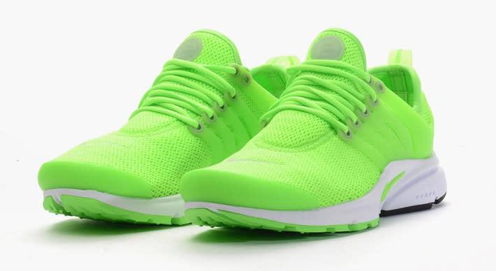 Electric Green Nike Presto | Sole Collector