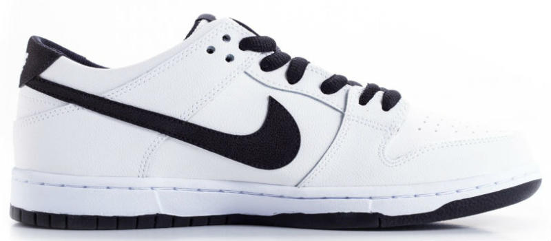 Nike SB Dunk Low Ishod Wair White/Black (2)