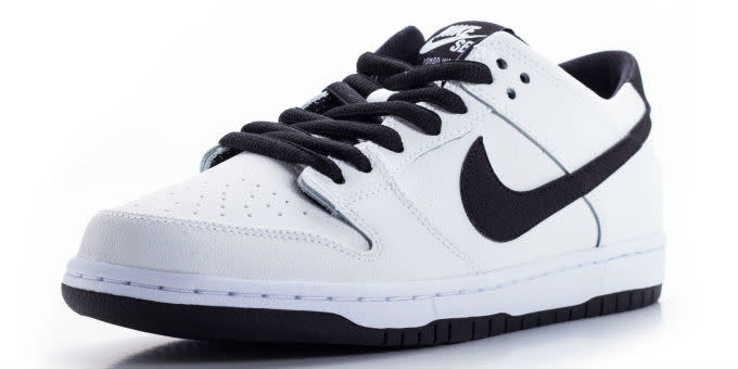 Nike SB Dunk Low Ishod Wair White/Black (3)