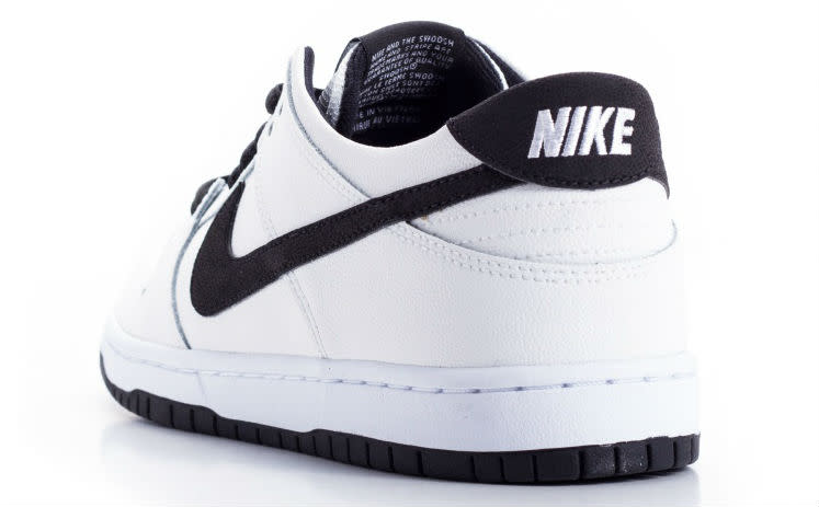 Nike SB Dunk Low Ishod Wair White/Black (4)