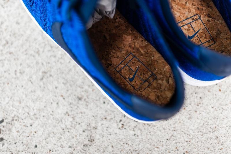 05d0fd38f74b5 Nike Tennis Classic Ultra Flyknit Racer Blue (5)
