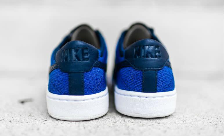 6171810e52ad Nike Tennis Classic Ultra Flyknit Racer Blue (7)