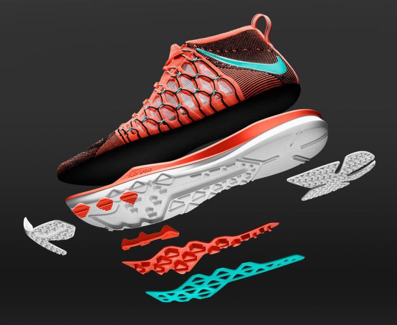 Nike Trainer Ultrafast Flyknit | Sole
