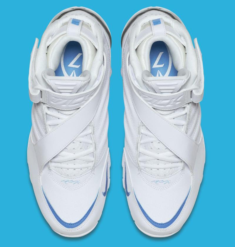 Nike Zoom Vick 3 White University Blue (5) f85d1511b5733