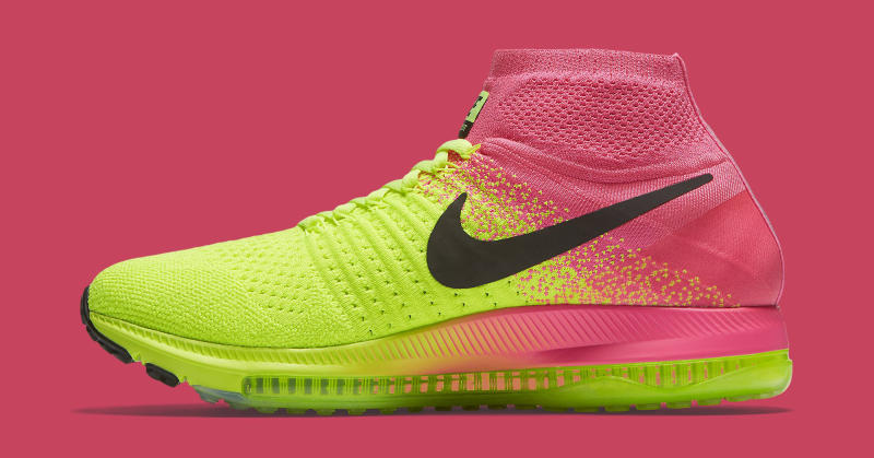 nike zoom all out flyknit sole collector. Black Bedroom Furniture Sets. Home Design Ideas
