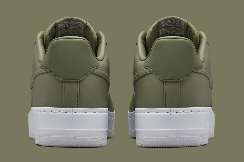 save off acdc7 a43da NikeLab Has More Monochromatic Air Force 1s