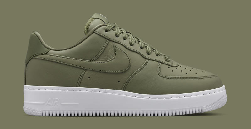 best loved 7a548 b35c4 NikeLab Air Force 1 Low Release Date 030316. Color Urban HazeUrban Haze-White  Style  555106-300