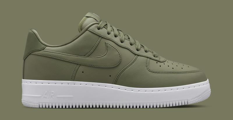separation shoes 2786d 0d903 NikeLab Air Force 1 Low Release Date  03 03 16. Color  Urban Haze Urban  Haze-White Style    555106-300