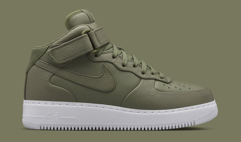 the latest c904c 8506b coupon for nikelab air force 1 mid release date 03 03 16. color urban haze