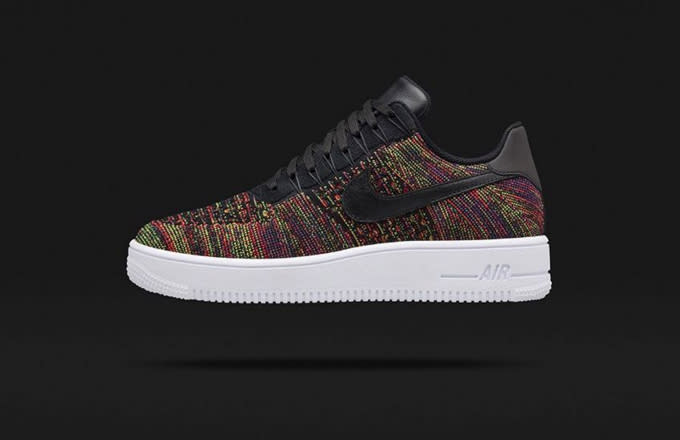 Ultra Low Nikelab Air 'multicolor' Release Date Force Flyknit 1 DYW2IEH9e
