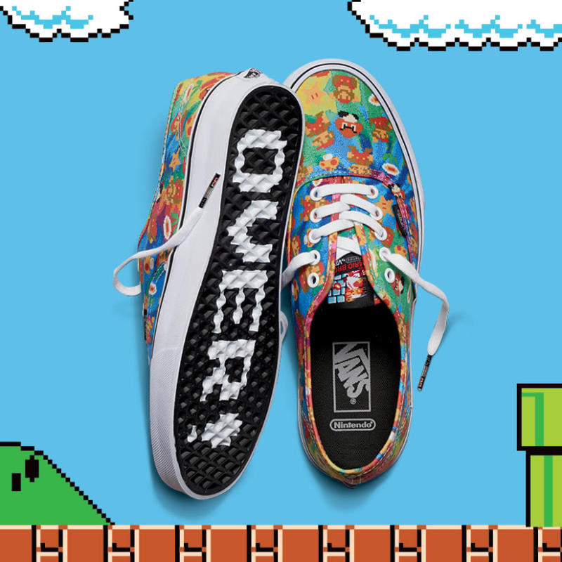 New collaboration between Vans and Wood Wood
