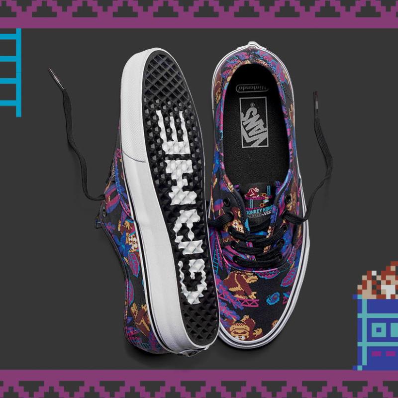 Vans Collaboration Shoes