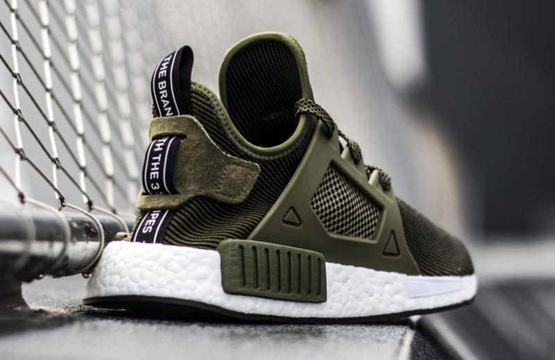 VIDEO: Duck Camo adidas NMD XR1 Black
