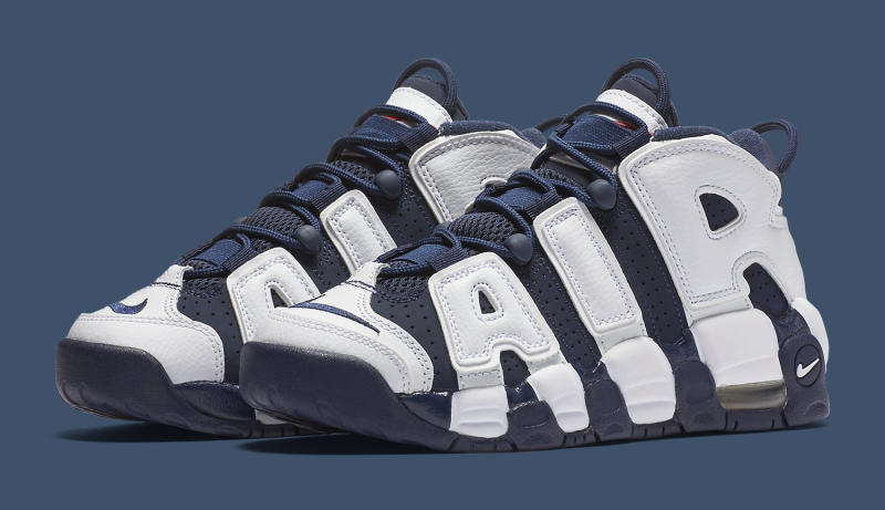 Olympic Nike Air More Uptempo 414962-104