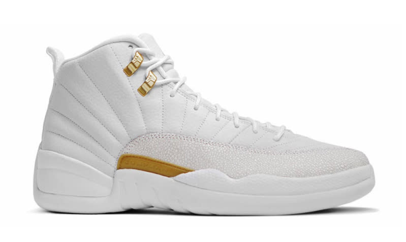 nike air jordan retro 12 white