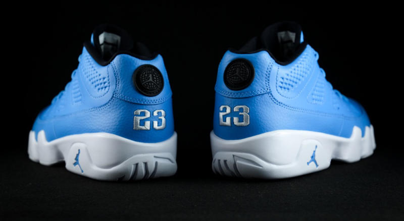 reputable site caeb9 4aff2 norway air jordan 9 retro white black university blue earth a6519 3960a